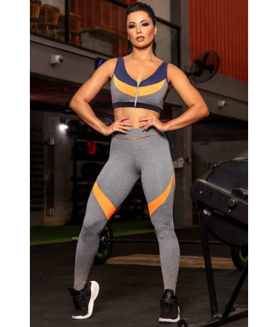 Fitness legíny Woman Power Fight Hipkini