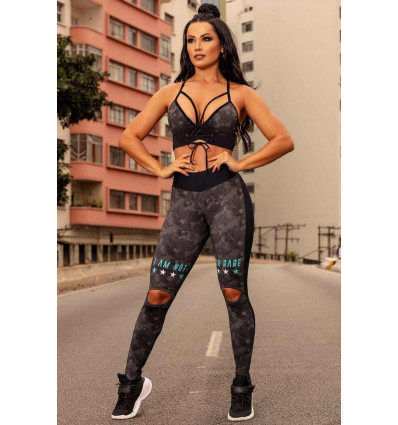 Fitness legíny Urban Cancun Hipkini