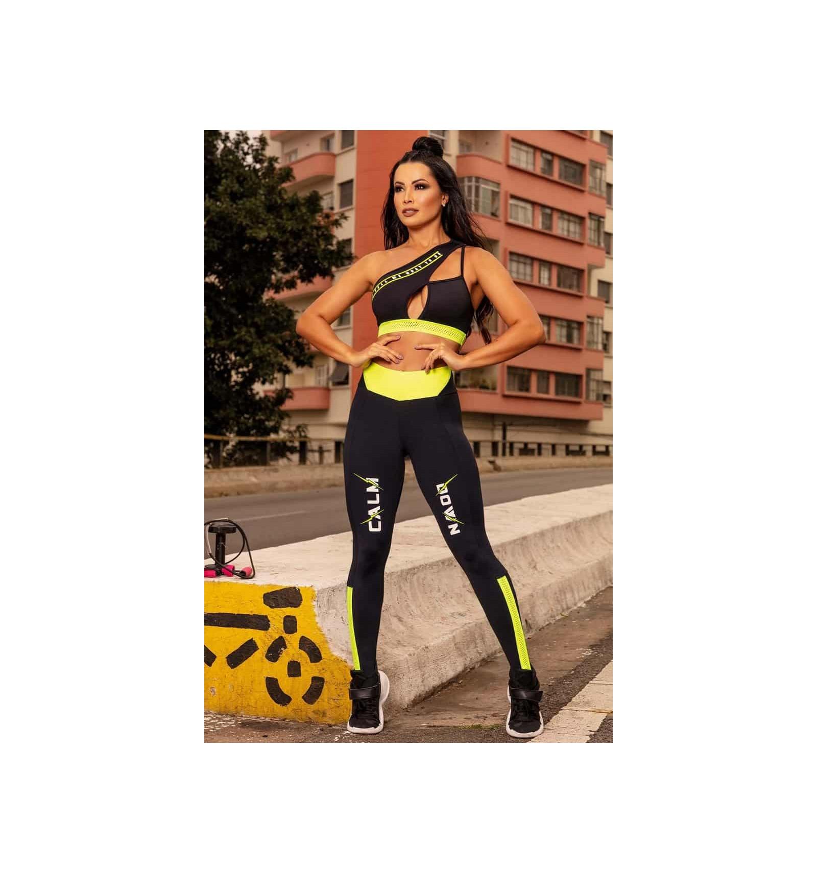 b4fa46fde1e0 Fitness legíny Urban London Hipkini