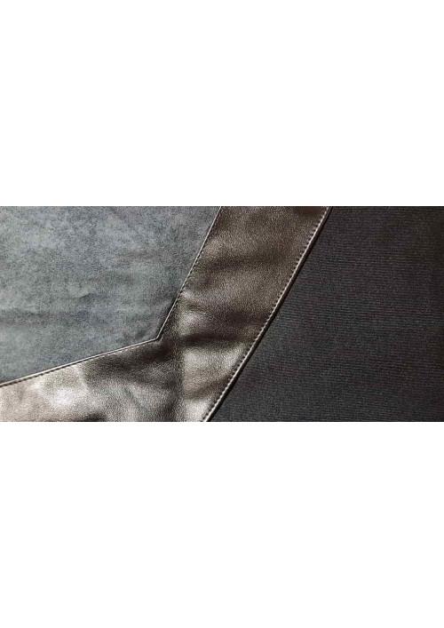 Elegantné legíny MARTINA čierne