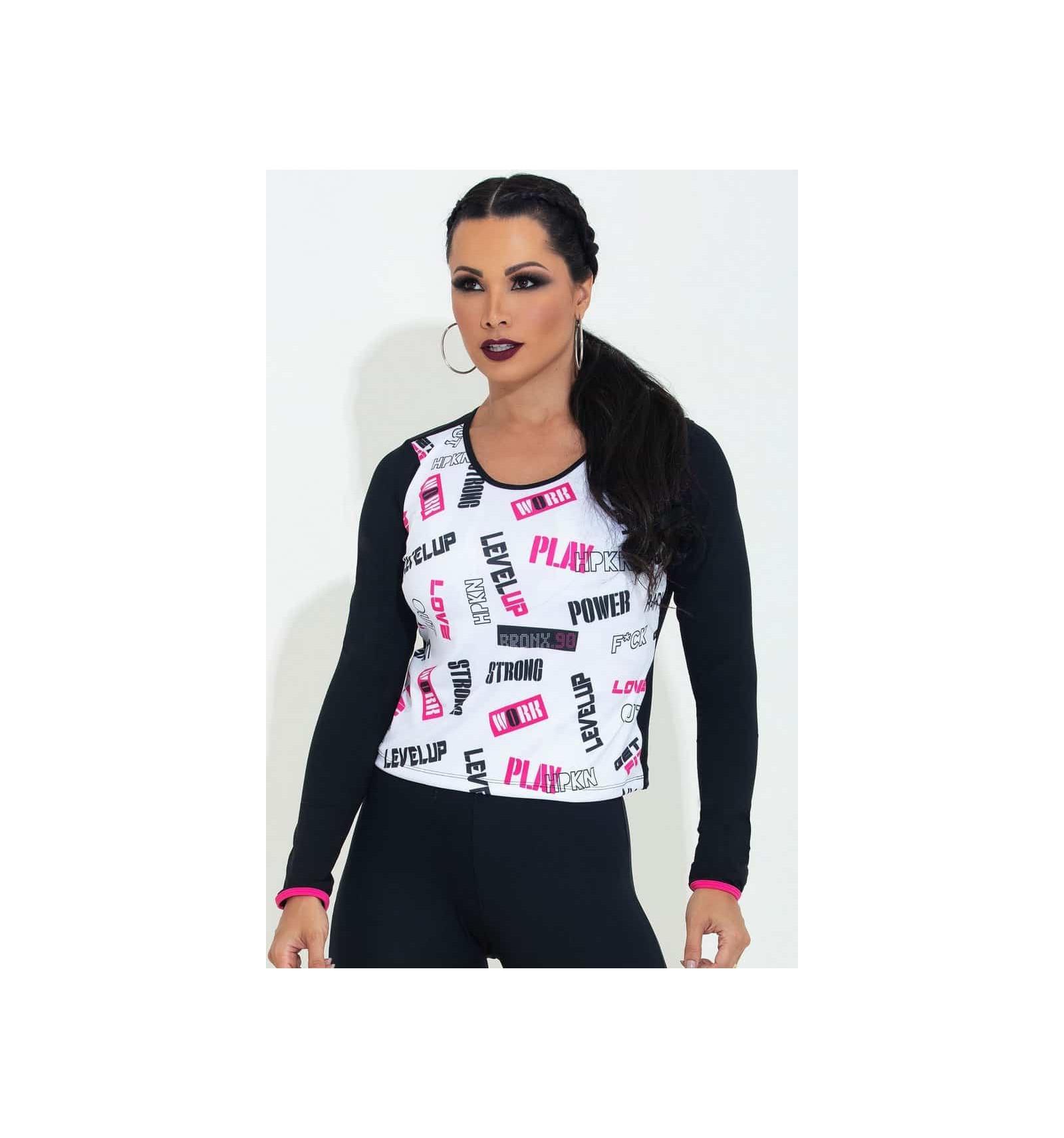 23874db0f526 Dámske športové tričko Playoff Triangle HIPKINI