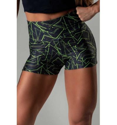 Fitness šortky Glam Fitness Shorts