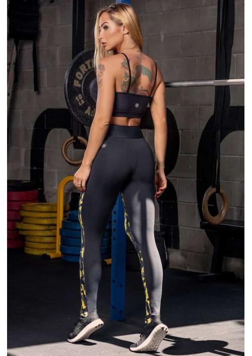 Športové legíny Ns Geometric Fitness