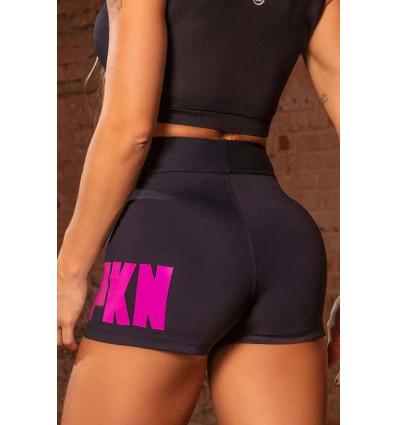Fitness šortky Sw Fitness Black