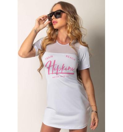 Športové tričko Run White HIPKINI