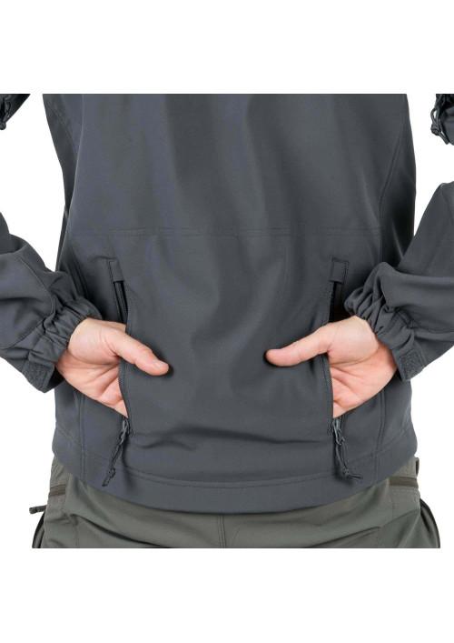 Helikon-Tex® Gunfighter Windblocker Softshellová bunda čierna