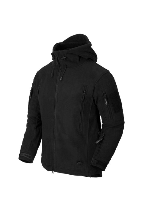 Helikon-Tex® Patriot HF flisová bunda čierna