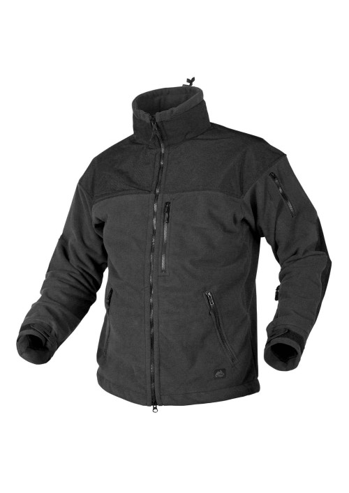 Helikon-Tex® Classic Army Windblocker flisová bunda čierna