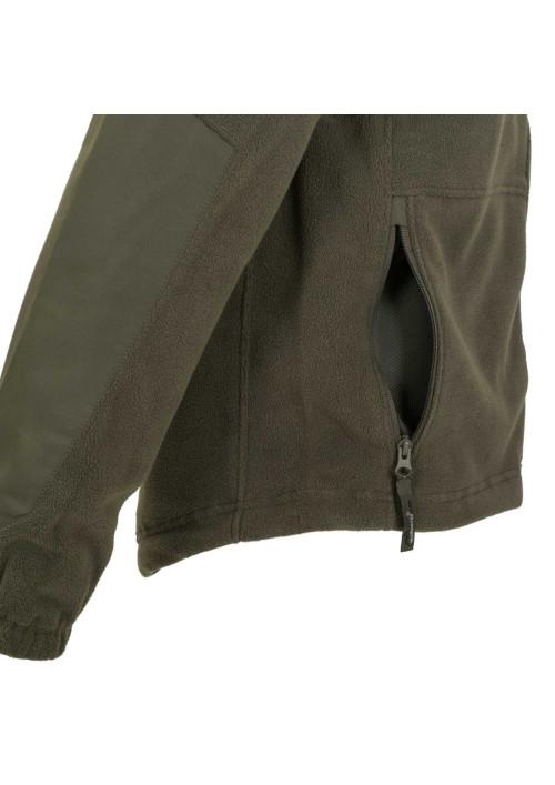 Helikon-Tex® Cumulus flisová bunda čierna