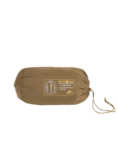 Helikon-Tex® Wolfhound Climashield bunda Taiga Green