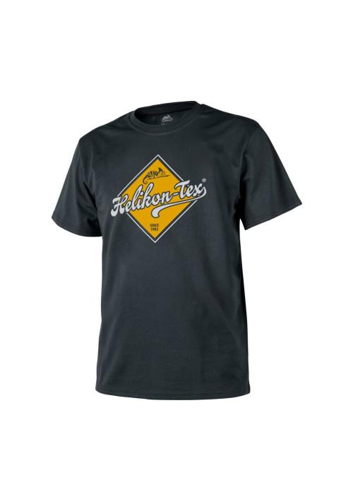 Helikon-Tex® Road Sign krátke tričko čierne