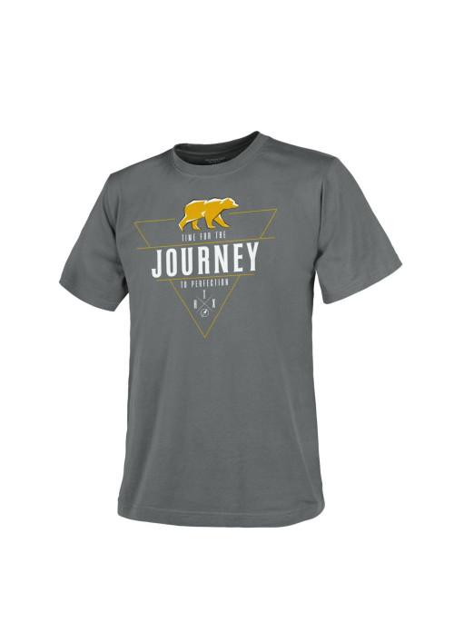 Helikon-Tex® Journey To Perfection krátke tričko Shadow Grey