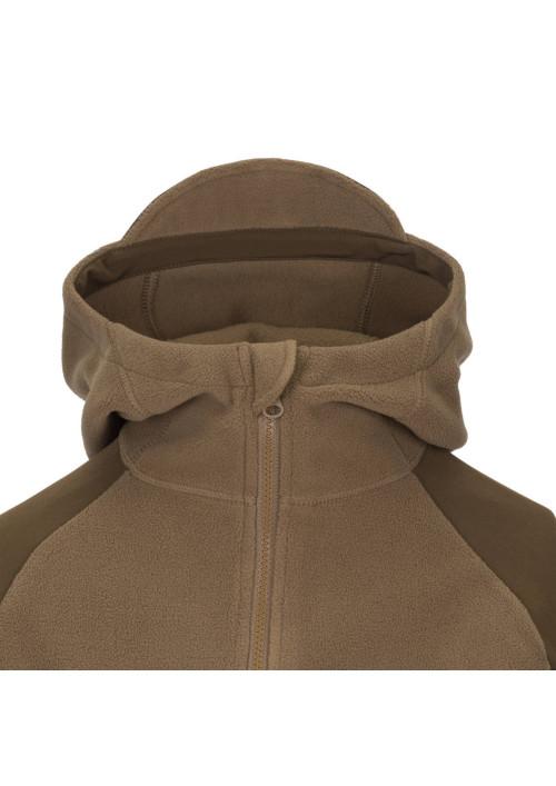 Helikon-Tex® Cumulus dámska flisová bunda čierna