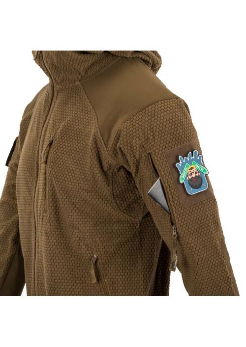 Helikon-Tex® Alpha Tactical flisová bunda Olive Green