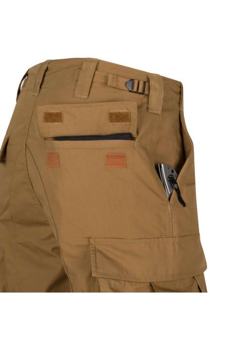Helikon-Tex® BDU MK2 nohavice čierne