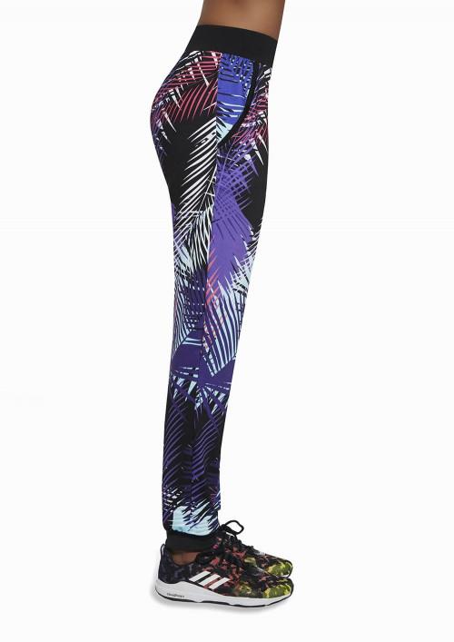 Dámske športové nohavice JAMAICA multikolor
