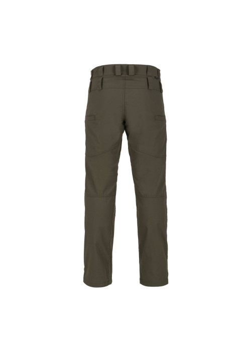 Helikon-Tex® Woodsman nohavice Taiga Green/Black