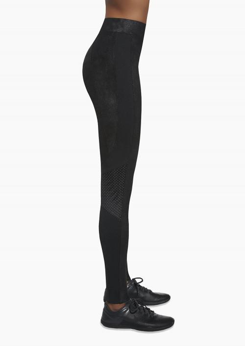 Bas Black Športové legíny FLINT čierne