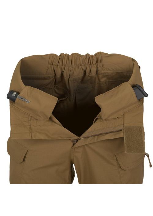 Helikon-Tex® Urban Tactical UTP Polycotton RipStop nohavice čierne