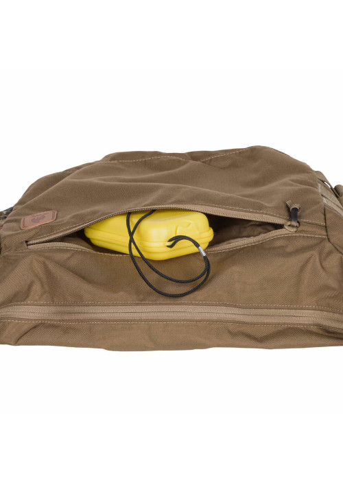 Helikon-Tex® Bushcraft Satchel taška Cordura® Čierna