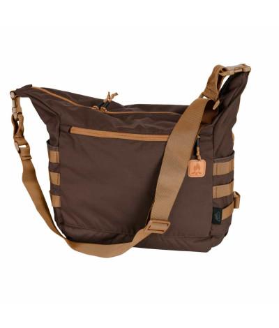 Helikon-Tex® Bushcraft Satchel taška Cordura® Earth Brown/Clay 17 l