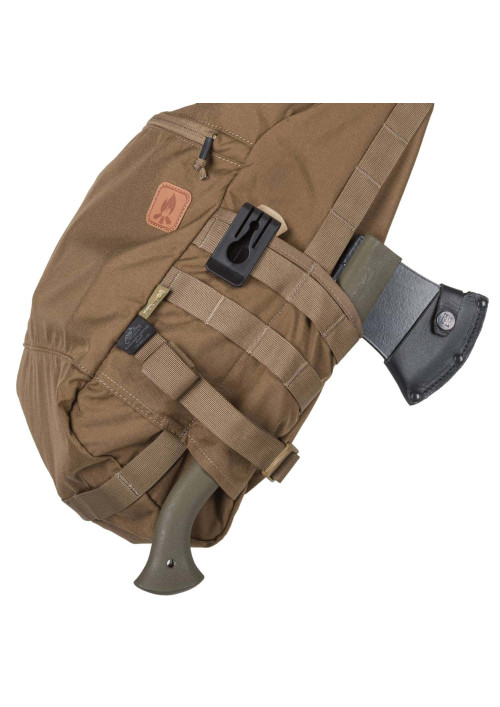 Helikon-Tex® Bushcraft Satchel taška Cordura® Earth Brown/Clay