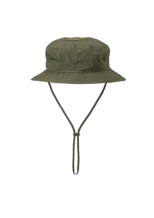 Helikon-Tex® CPU klobúk PolyCotton RipStop Olive Green
