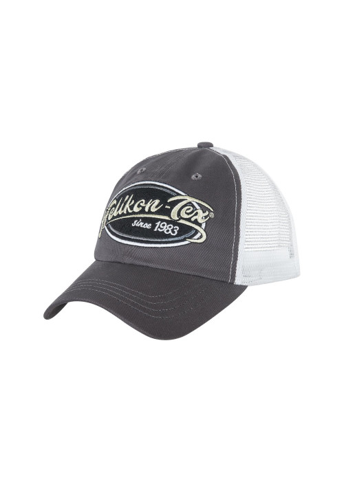 Helikon-Tex® Trucker Logo šiltovka šedá