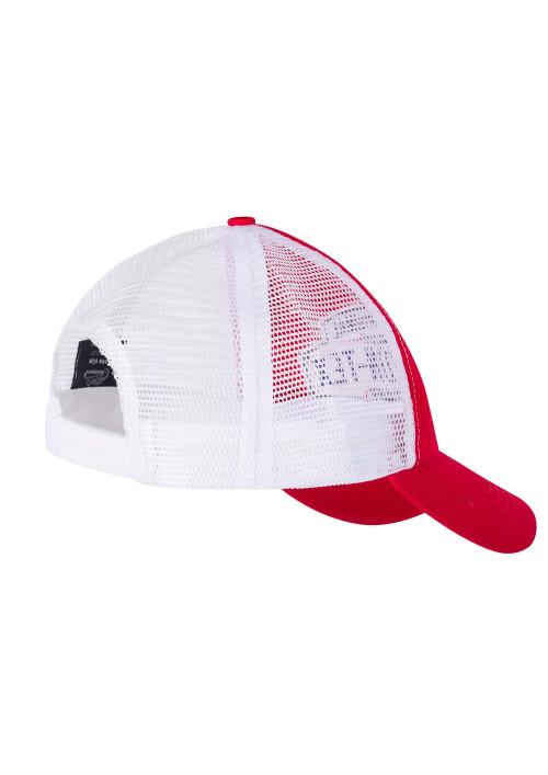 Helikon-Tex® Trucker Logo Cap šiltovka červená