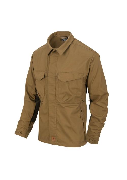 Helikon-Tex® Košeľa Woodsman Coyote/Taiga Green