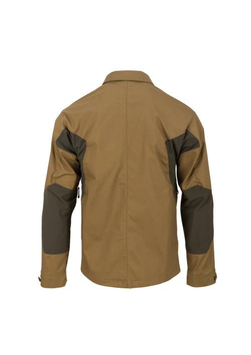 Helikon-Tex® Košeľa Woodsman Taiga Green/Black