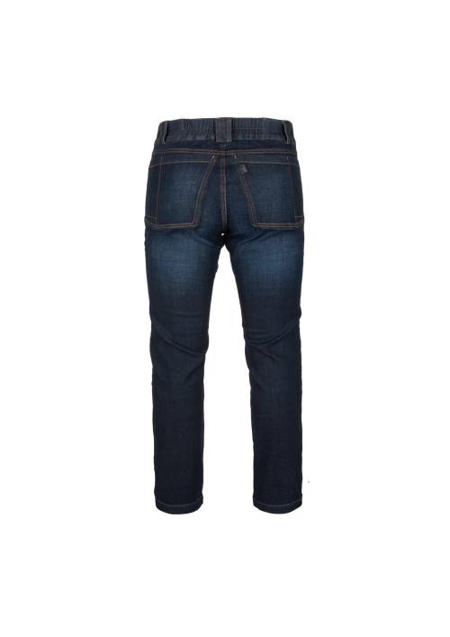 Helikon-Tex® Nohavice Greyman Tactical Jeans® Slim Denim MID