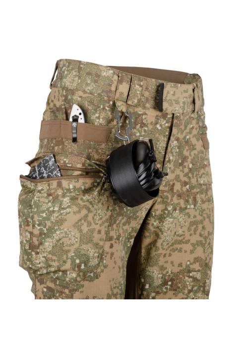 Helikon-Tex® Hybrid Tactical nohavice NyCo RipStop PenCott® BadLands™