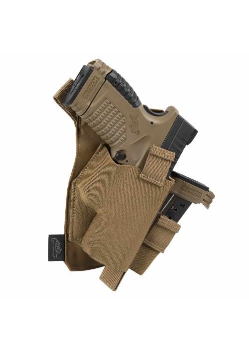Helikon-Tex® Pistol Holder Insert® Čierny