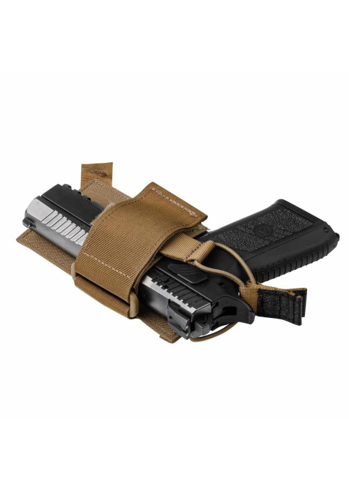 Helikon-Tex® Inverted Pistol Holder Insert Cordura® Čierny
