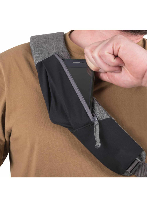 Helikon-Tex® EDC Sling Ruksak cez rameno Melange Blue 6,5 l