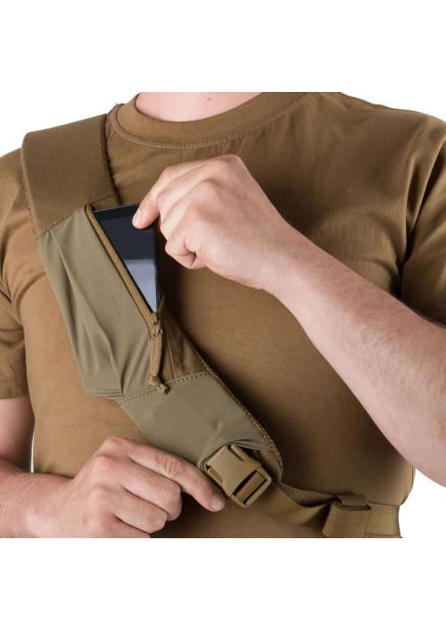 Helikon-Tex® EDC Sling Ruksak cez rameno Cordura® Shadow Grey 6,5 l