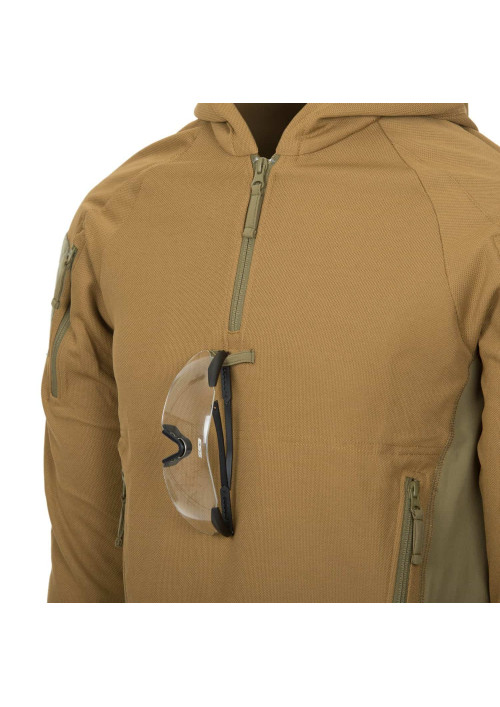 Helikon-Tex® Ranger Hoodie® TopCool Mikina Coyote Adaptive Green