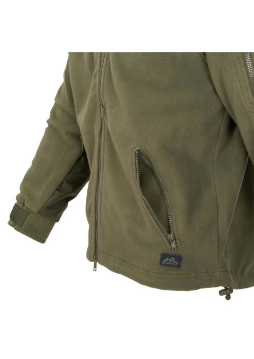Helikon-Tex® Classic Army flisová bunda Čierna