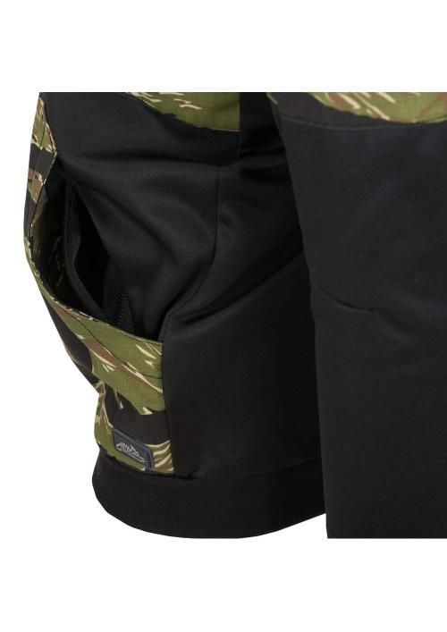 Mikina Rogue Helikon-Tex® Black/Tiger Stripe