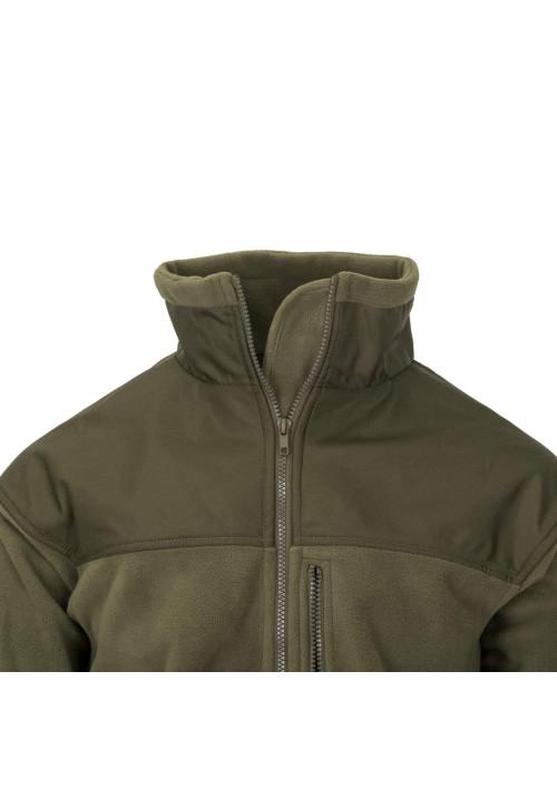 Helikon-Tex® Classic Army flisová bunda Olive/Black