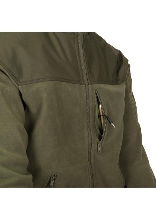 Helikon-Tex® Classic Army flisová bunda Shadow Grey