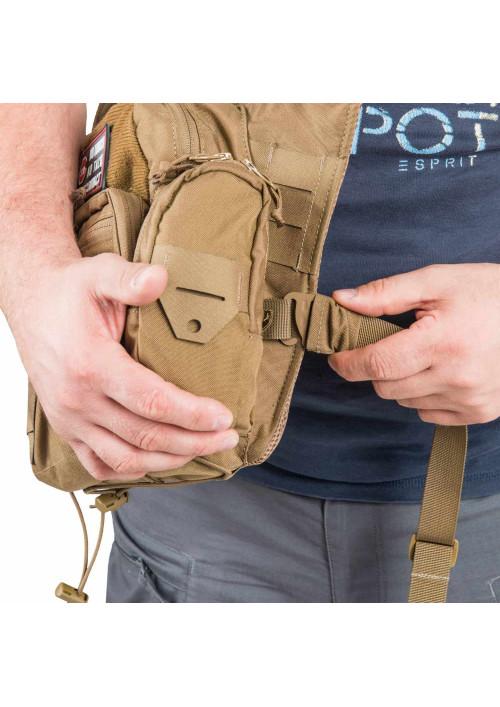 Helikon-Tex® EDC Side Bag Cordura® taška cez rameno Coyote 11 l