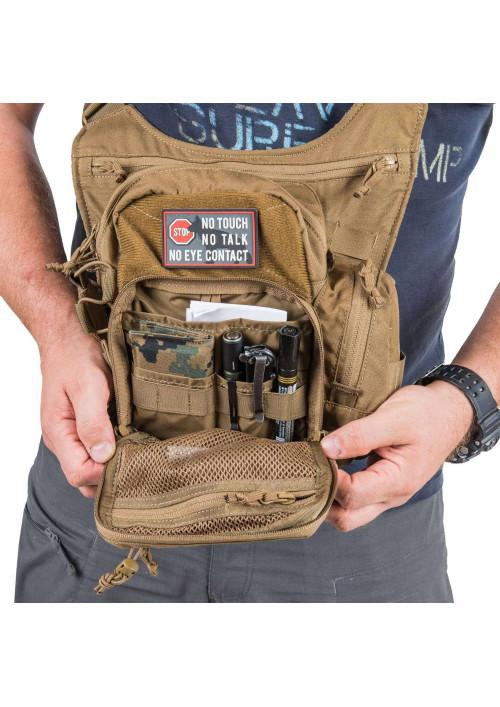 Helikon-Tex® EDC Side Bag Cordura® taška cez rameno Shadow Grey 11 l
