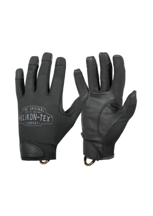 Strelecké rukavice Rangeman Helikon-Tex® Čierne