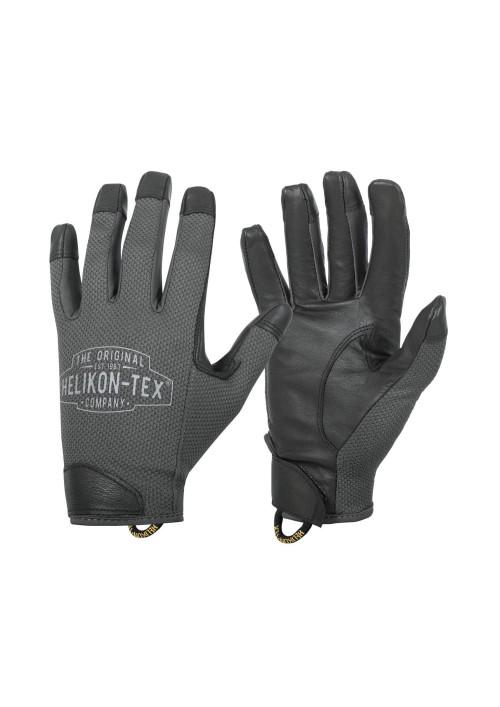 Strelecké rukavice Rangeman Helikon-Tex® Shadow Grey/Black