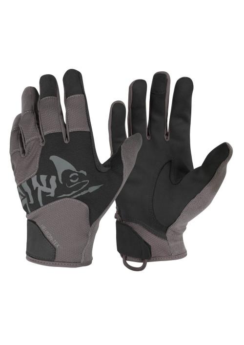 Taktické rukavice All Round Helikon-Tex® Black/Shadow Grey