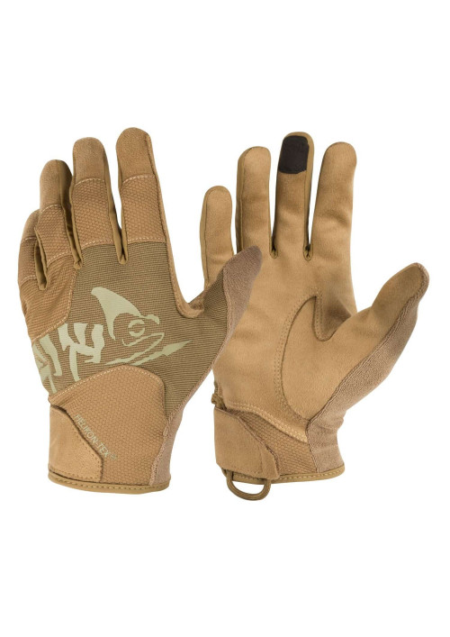 Taktické rukavice All Round Helikon-Tex® Coyote/Adaptive Green