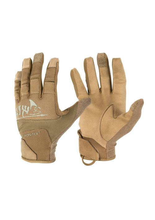 Taktické rukavice Range Helikon-Tex® Coyote/Adaptive Green