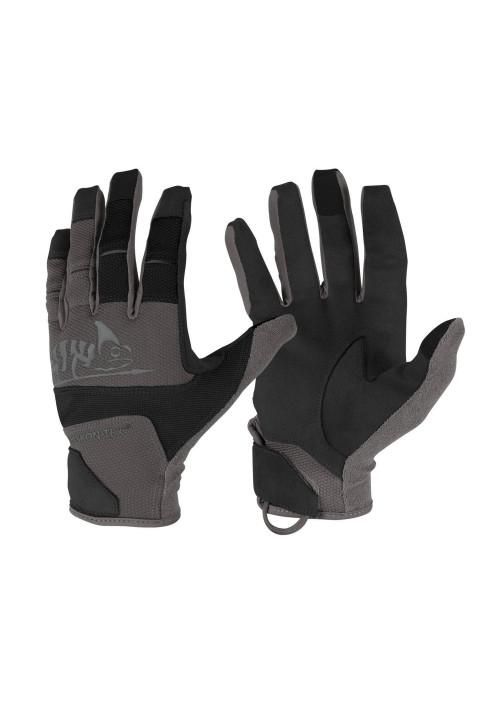 Taktické rukavice Range Helikon-Tex® Black/Shadow Grey